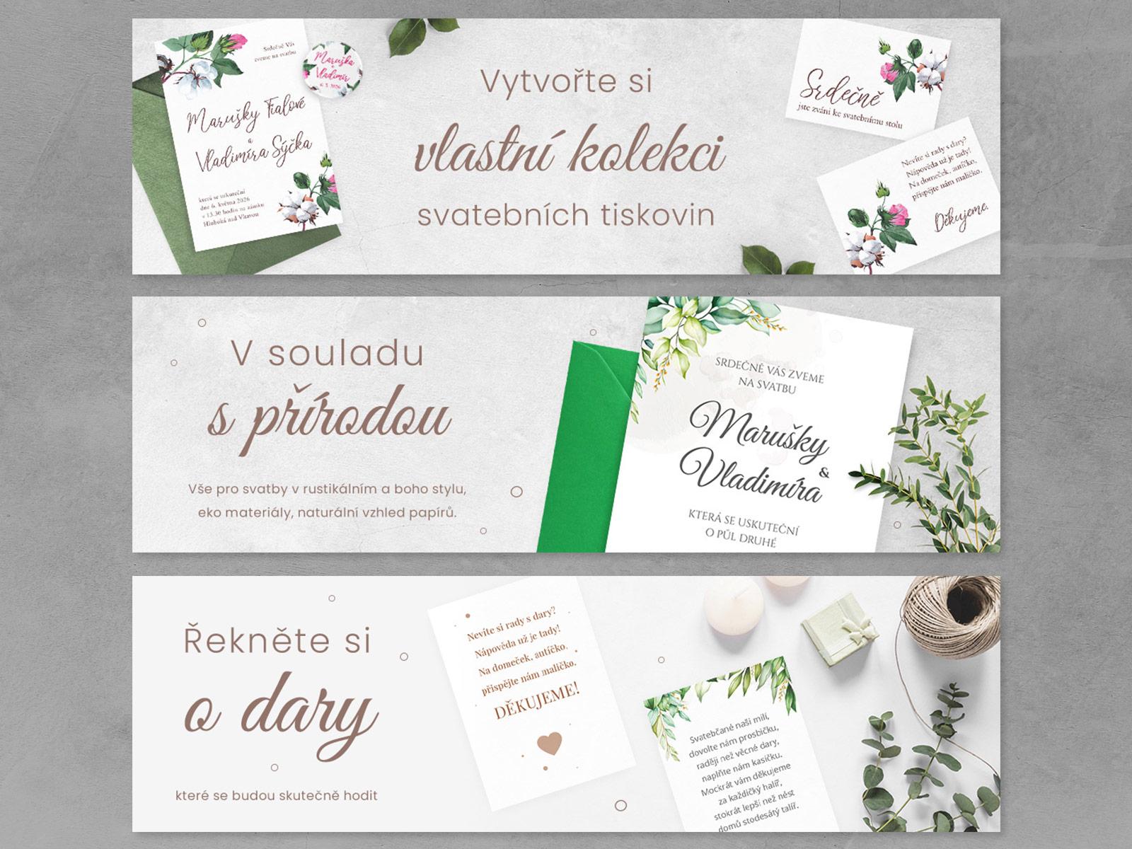 WhiteDesigns.cz - Tvorba bannerů pro e-shopy